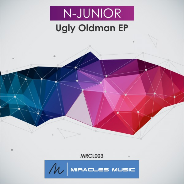 [MRCL003]-N-Junior---Ugly-Oldman-EP